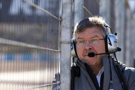 En Williams niegan todo interés en los servicios de Ross Brawn