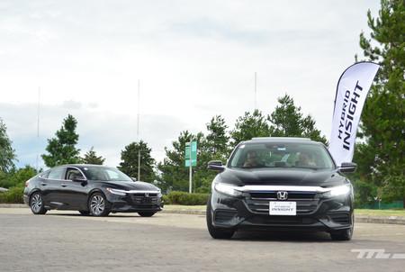 Honda Insight 2019 8