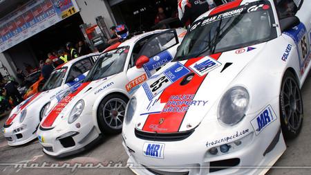 El Equipo GDL Racing y sus 911