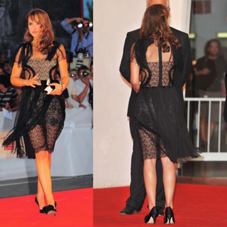 Más looks de Natalie Portman en el Festival de Venecia