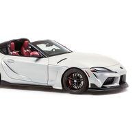 El Toyota Supra Sport Top es un 'one-off' descapotable del deportivo japonés en estilo targa