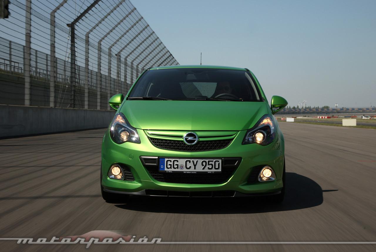Foto de Opel Corsa OPC Nürburgring Edition (presentación) (12/28)