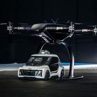 El taxi volador autónomo de Audi y Airbus es real y finalmente tiene un prototipo funcional... aunque en miniatura