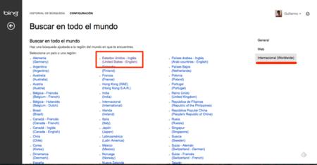 Bing USA
