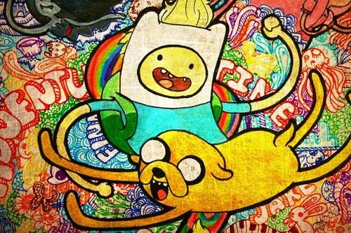 Hora de aventuras: distopías, referencias nerd y chicles alucinógenos en horario infantil