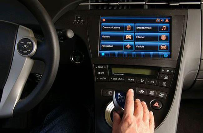 Multimedia de coche