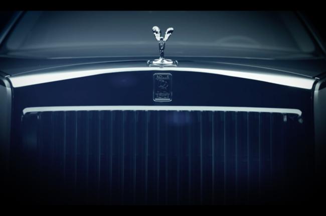 Apunta la fecha: el nuevo Rolls-Royce Phantom se presenta a finales de julio