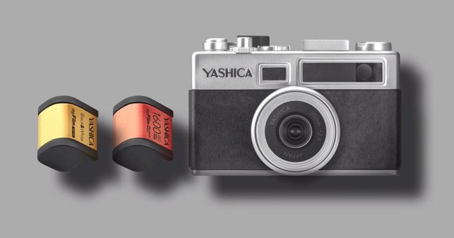 """""""Carretes digitales"""" y nostalgia: así es como Yashica quiere resurgir de sus cenizas"""