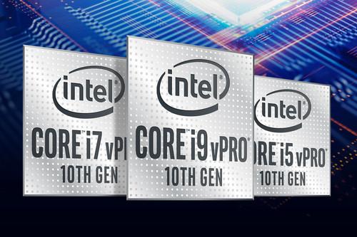 Nuevos procesadores Intel Core vPro de 10ª generación: seguridad y rendimiento por bandera para PCs de escritorio y laptops