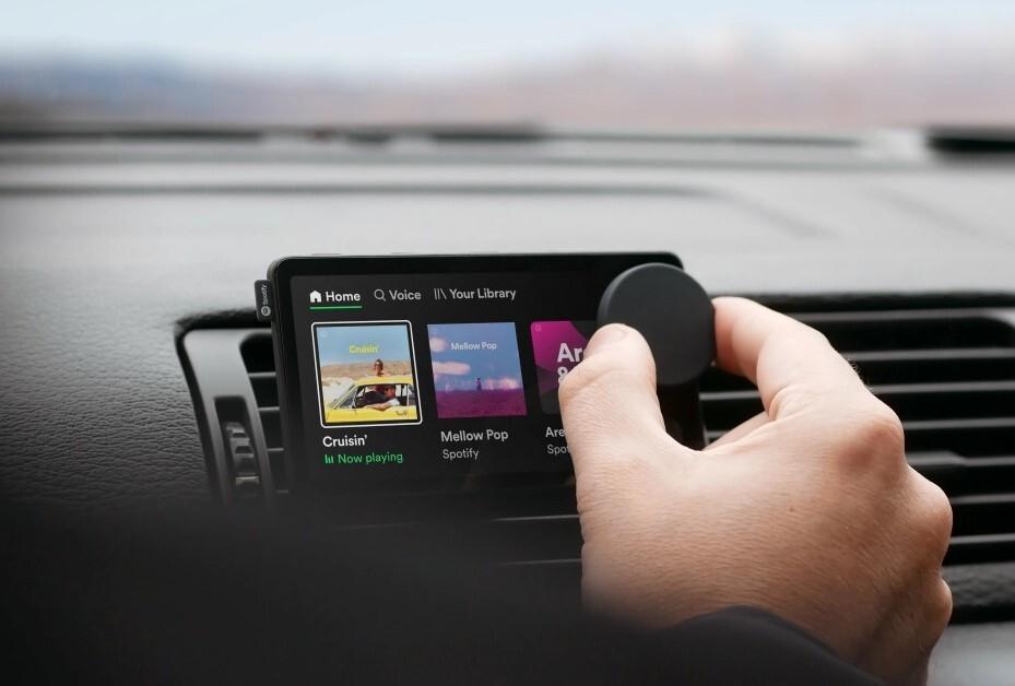 Spotify Car Thing: un experimento hardware para