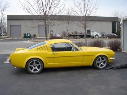 Ford Mustang SN65