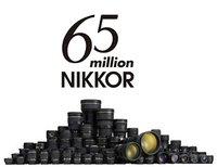 Nikon y sus 65 millones de objetivos