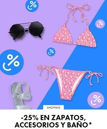 25 % de descuento en compras de verano en Asos hasta el 19 de mayo