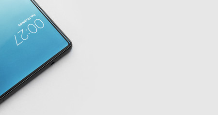 7936b6d5f6d Imagino un teléfono con este acabado y diseño, pero con un tamaño menor y  pantalla OLED. Xiaomi nos ha enseñado cómo serán los teléfonos 'top' que  tienen ...