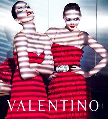 Puig creará fragancias de lujo para Valentino
