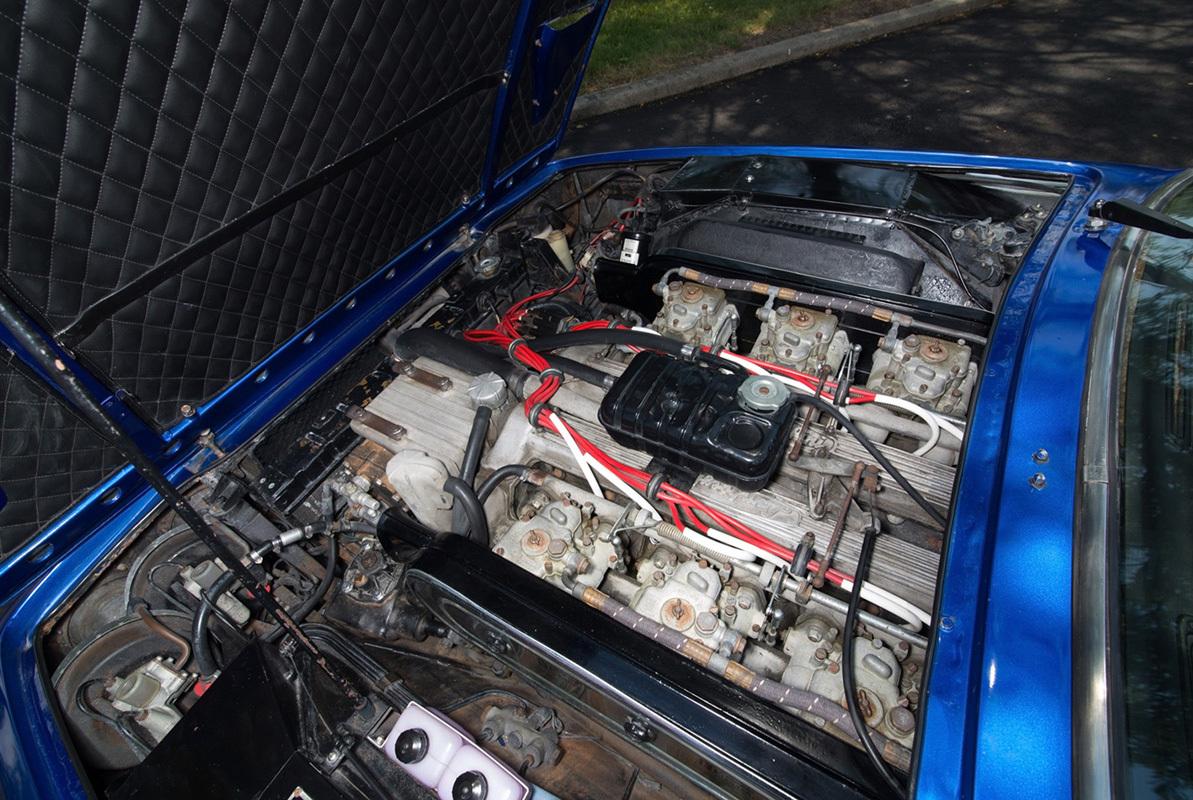 Foto de Lamborghini Jarama GT de 1972 (8/12)