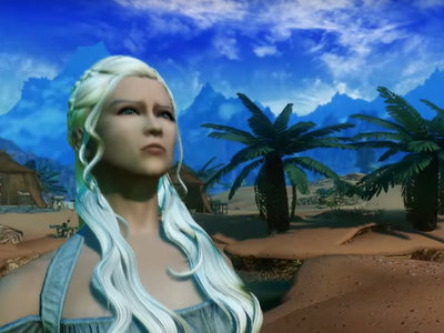 Skyrim: 260 mods fueron necesarios para recrear el primer tráiler de Juego de Tronos  plano a plano