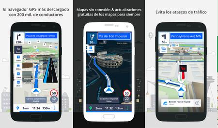 descargar gps navigon para android gratis