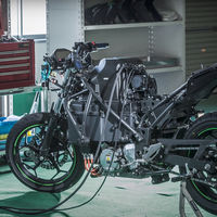 Estas patentes muestran cómo Kawasaki quiere abaratar sus futuras motos eléctricas: montándolas en el concesionario