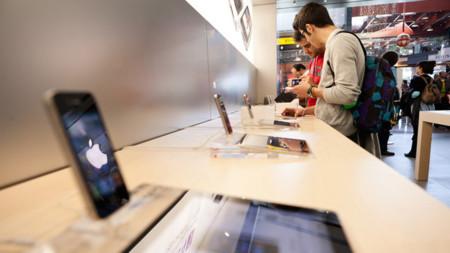 El iBeacon puede aterrizar en las Apple Store estadounidenses pronto