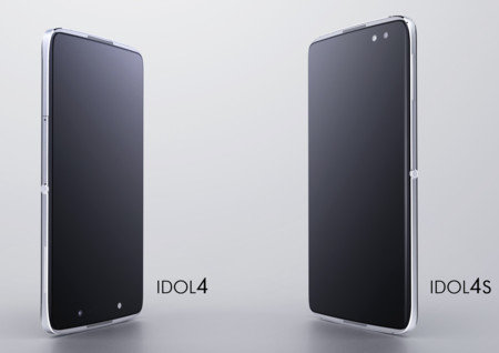 Alcatel Idol 4, la realidad virtual y las pantallas 2K llegan a la gama media premium