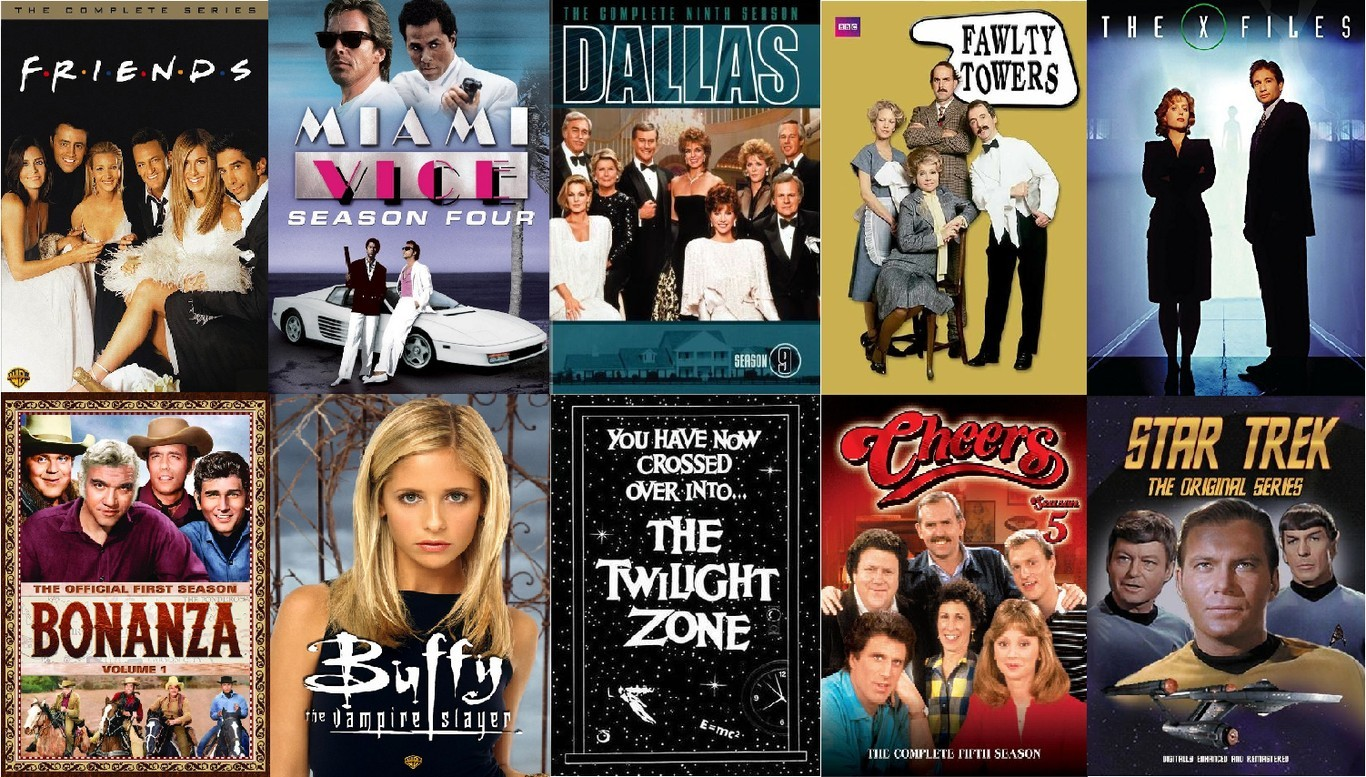 Hay vida más allá de 'The Wire', 'Lost' y 'Los Soprano': las 63 series imprescindibles de la TV pre-año 2000