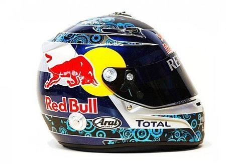 Previo Fórmula 1: los cascos de los pilotos