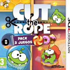 Foto 5 de 5 de la galería cut-the-rope-pack-3-juegos en Vida Extra