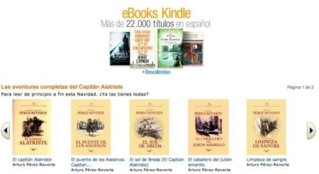 Amazon Kindle España