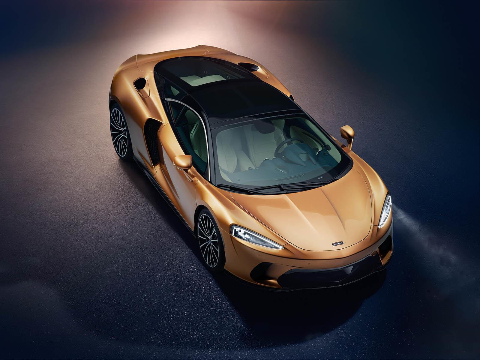 Foto de McLaren GT 2020 (11/35)