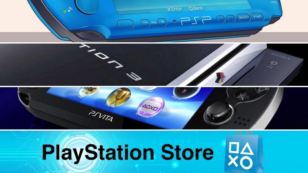 Sony anuncia oficialmente que cerrara las tiendas digitales de PS3, PSP y Vita: qué implica esta decisión para los jugadores