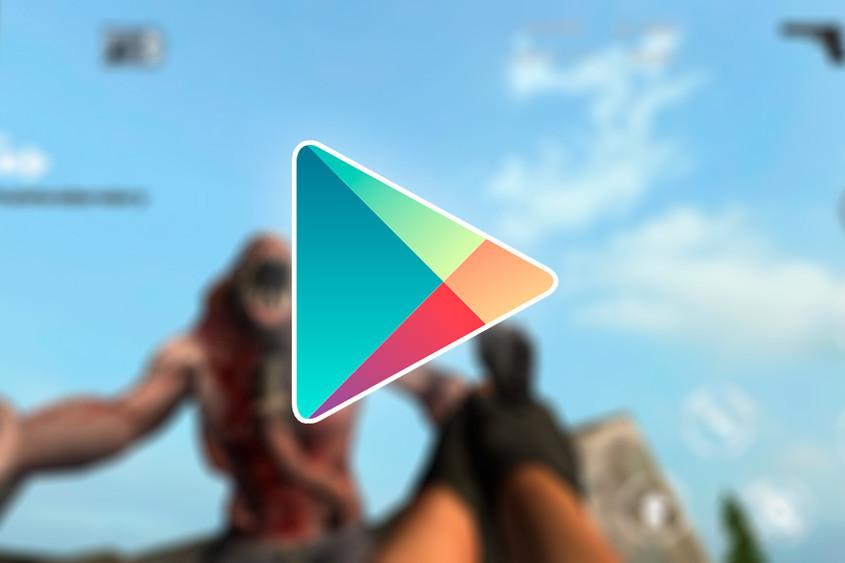 Problemas con la busca en Google™ Play: la negocio esconde las aplicaciones nuevas