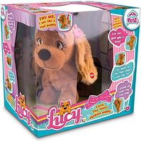 Lucy, la perrita interactiva rebajada más de 20 euros, ahora por sólo 29,99 euros y envío gratuito en Amazon