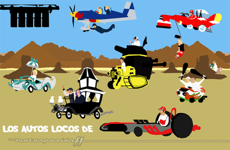 Los Autos Locos de Motorpasión F1: Mónaco