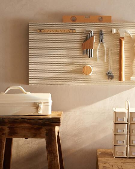 Así es la primera colección de herramientas con la que Zara Home nos adentra en el mundo del bricolaje