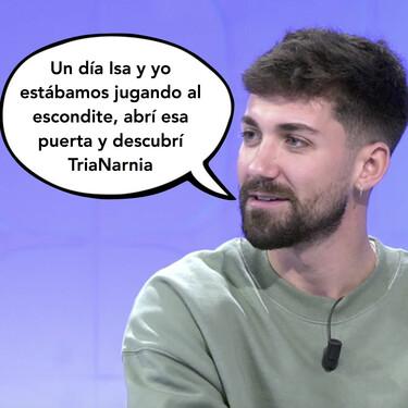 Alejandro Albalá (exmarido de Isa Pi) afirma haber entrado en la habitación secreta de Paquirri en Cantora