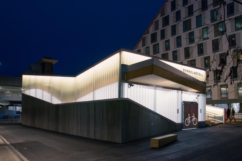 Lillestrøm Bicycle Hotel