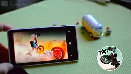 Trial Xtreme 3 llega a Windows Phone 8, juego de motos gratuito
