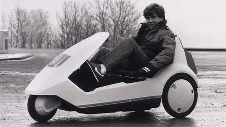 Sinclair Vehicles C5