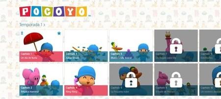 Pocoyo TV (Tienda Windows)