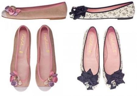 Nueva colección de verano 2010 de Pretty Ballerinas