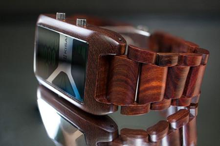 TokyoFlash tiene un nuevo reloj de madera