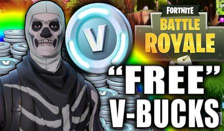 Fortnite advierte sobre las estafas de V-Bucks gratis que inundan YouTube