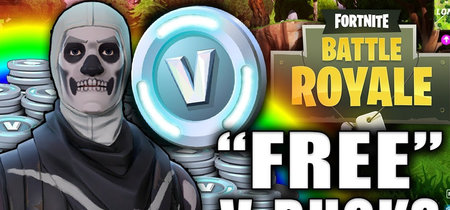 Fortnite advierte sobre las estafas de V-Bucks gratis que inundan YouTube