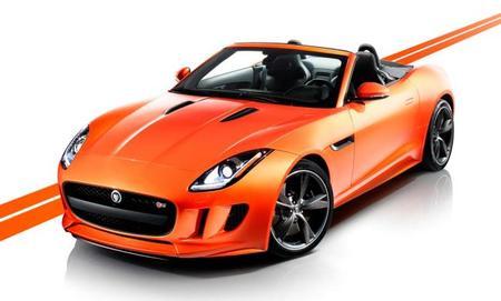 Jaguar F-Type, acabados especiales llegan desde Los Ángeles