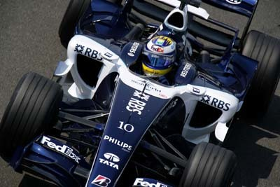 Williams mira al 2008