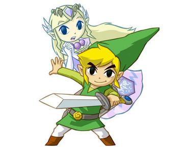 'The Legend of Zelda: Spirit Tracks': nuevo tráiler que nos revela el curioso papel de Zelda