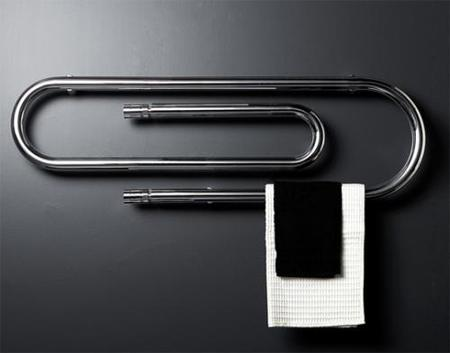 Graffe de Scirocco, el radiador  clip