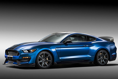 Ford Mustang Shelby Gt350r 4