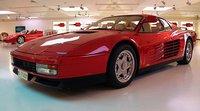 Ferrari Testarossa, leyenda de los 80